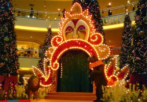 20100805 Mid Valley Megamall Christmas decoration 2008 03